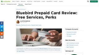 Bluebird Prepaid Card Review: Free Services, Perks - NerdWallet