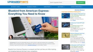 Bluebird from American Express: Is This Card Really Worth It? [In-Depth]