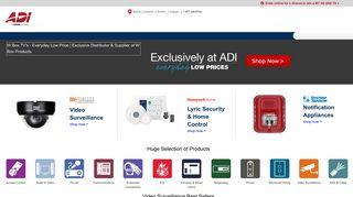 ADI   Shop Brands   Bose Corporation