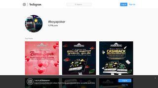 Login Boyapoker Or Register New Account