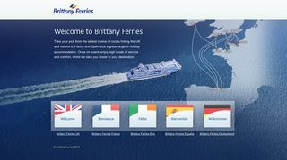 Brittany Ferries: Ferries to France & Spain - Holiday Packages
