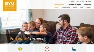 BYU-Pathway Worldwide - PathwayConnect Overview