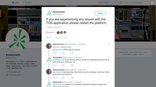 thinkorswim on Twitter: