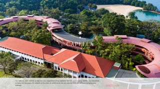 Luxury 5 Star Hotel & Resort in Sentosa | Capella Singapore ...