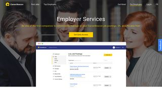 Employer Services | careerbeacon.com