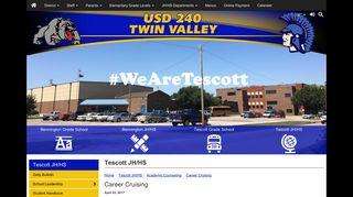 Twin Valley USD 240 - Career Cruising