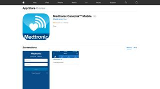 Medtronic CareLink™ Mobile on the App Store - iTunes - Apple