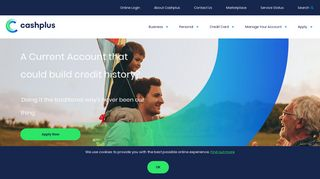 Cashplus - Personal Current Account and Debit Card - Online Banking ...