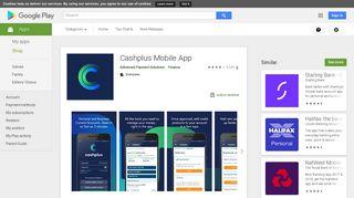 Cashplus Mobile App – Apps on Google Play