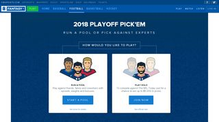 Football Office Pool Manager and Game Pick'em - CBSSports.com