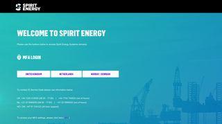 Spirit Energy Portal