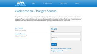 Charger Status - University of Alabama in Huntsville