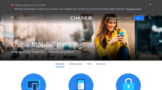 Mobile Banking   Digital   Chase - Chase.com
