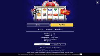 Slots - Chat Mag Bingo