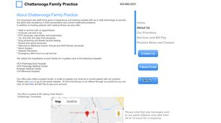 About Us - Chattanooga Family Practice