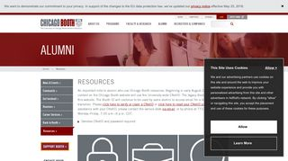 Resources   The University of Chicago Booth School of Business