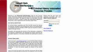State of Illinois Digital ID Login - Illinois State Police