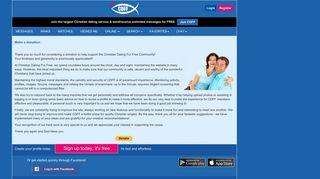 Com www login christiandatingforfree Christian Dating