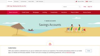 Special Offer: Bonus High Interest Savings and Investing   CIBC