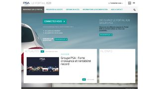 Accueil - Groupe PSA
