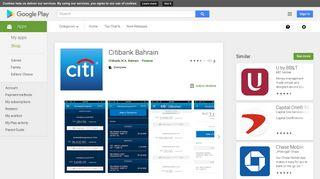 Citibank Bahrain - Apps on Google Play