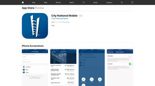 City National Bank - iTunes - Apple