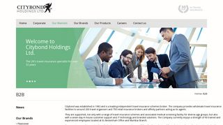 B2B - Citybond Holdings Ltd.