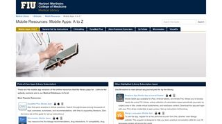 ClinicalKey - Mobile Resources - LibGuides at Florida International ...