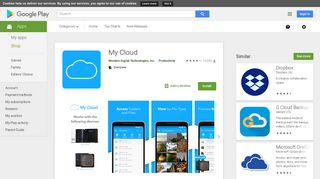 My Cloud - Apps on Google Play