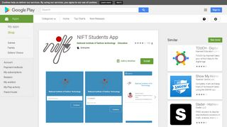 NIFT Students App - Apps on Google Play