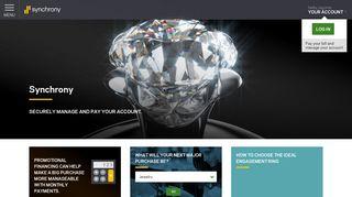 REEDS Jewelers | Jewelry Financing | Synchrony