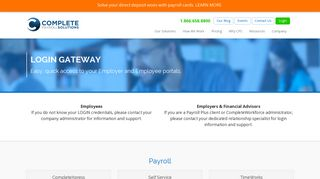 Login Portal - Complete Payroll Solutions: HR & Payroll Services ...