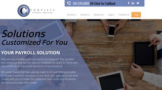 Complete Payroll Services: Home