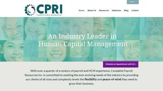Complete Payroll Resources, Inc.: CPRI