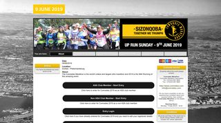 Comrades Marathon   Online Entries