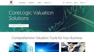 Valuation Solutions - CoreLogic