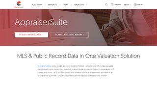 AppraiserSuite - CoreLogic