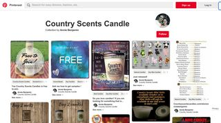 143 Best Country Scents Candle images   Aroma candles, Country ...