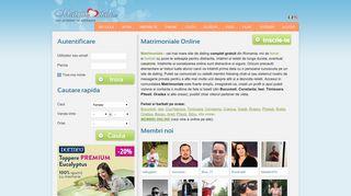 Ro chat matrimoniale dezidonnelly.com
