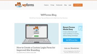 How to Create a Custom Login Form for Improved Site Branding