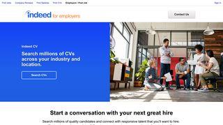 Indeed CV   Indeed.co.uk