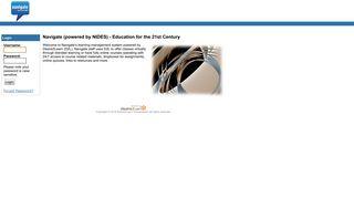 NIDES Online Courses - D2L