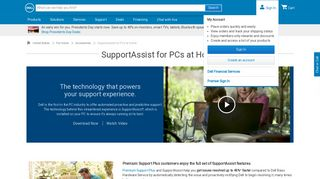 SupportAssist for PCs at Home | Dell United States