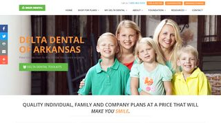 Delta Dental of Arkansas - Individual, Family, and Group Dental ...