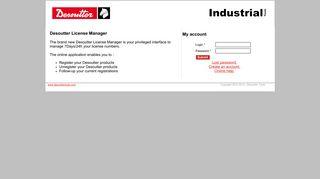Desoutter License Manager