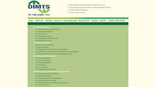 DIMTS - Services
