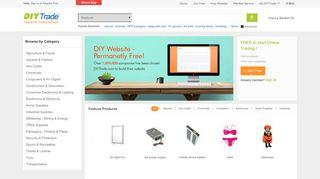 DIYTrade - China Product Directory, B2B Trading Platform