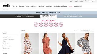 Sale   Dotti Deals, Discounts, Promo Codes & Vouchers