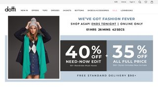 Dotti Online Shop   Shop the Latest Womens Clothing, Dresses ...