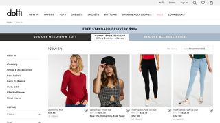 New Clothing - Women's Fashion & Latest Fashion Trends   Dotti
